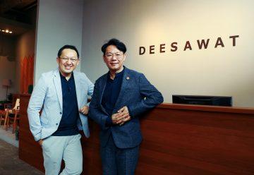 สัมภาษณ์ DEESAWAT ในรายการ BTimes Weekend