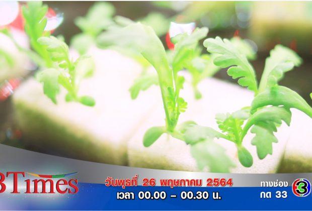 Promote BTime Talk 'LED Farm' ใน BTimes 26 พฤษภาคม 2564 เวลา 00.00-00.30 น.